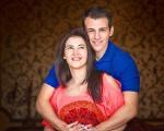 وصلة غزل بين دنيا سمير غانم وزوجها عبر «تويتر»