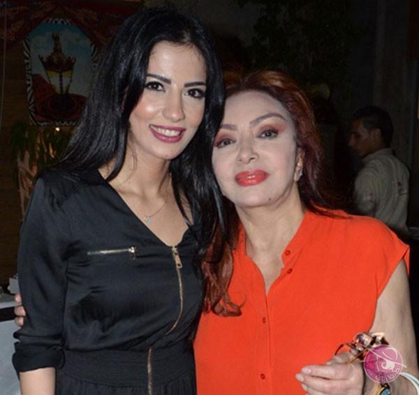-اميرة الهاني ابنة شقيقة الممثلة نبيلة عبيد