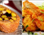 """سفرة رمضان """" الرابع عشر من رمضان""""فيليه السمك المقرمش.. والحلو: ميني كنافة"""