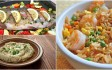 """سفرة رمضان """" الثامن عشر من رمضان"""" أرز بالجمبري وصينية سمك «سنجاري».."""