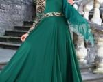 أزياء محجبات للسهرات موضة 2016
