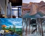 صور: من بين الكثبان والغابات البعيدة.. إليكم أجمل الفنادق المعزولة بالعالم