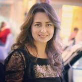 بالصور:  رومانسية هبة مجدي وزوجها في المصيف..