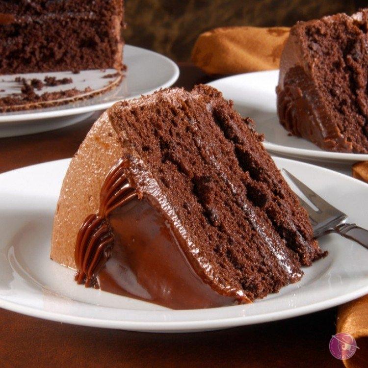 كيك الشوكولاتة الشهي