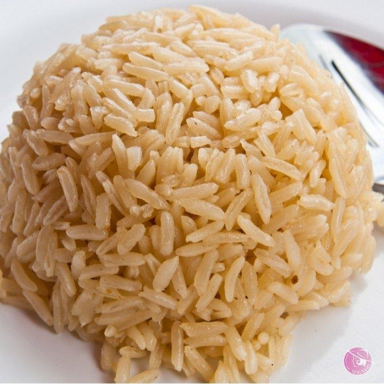 أرز الصيادية البني